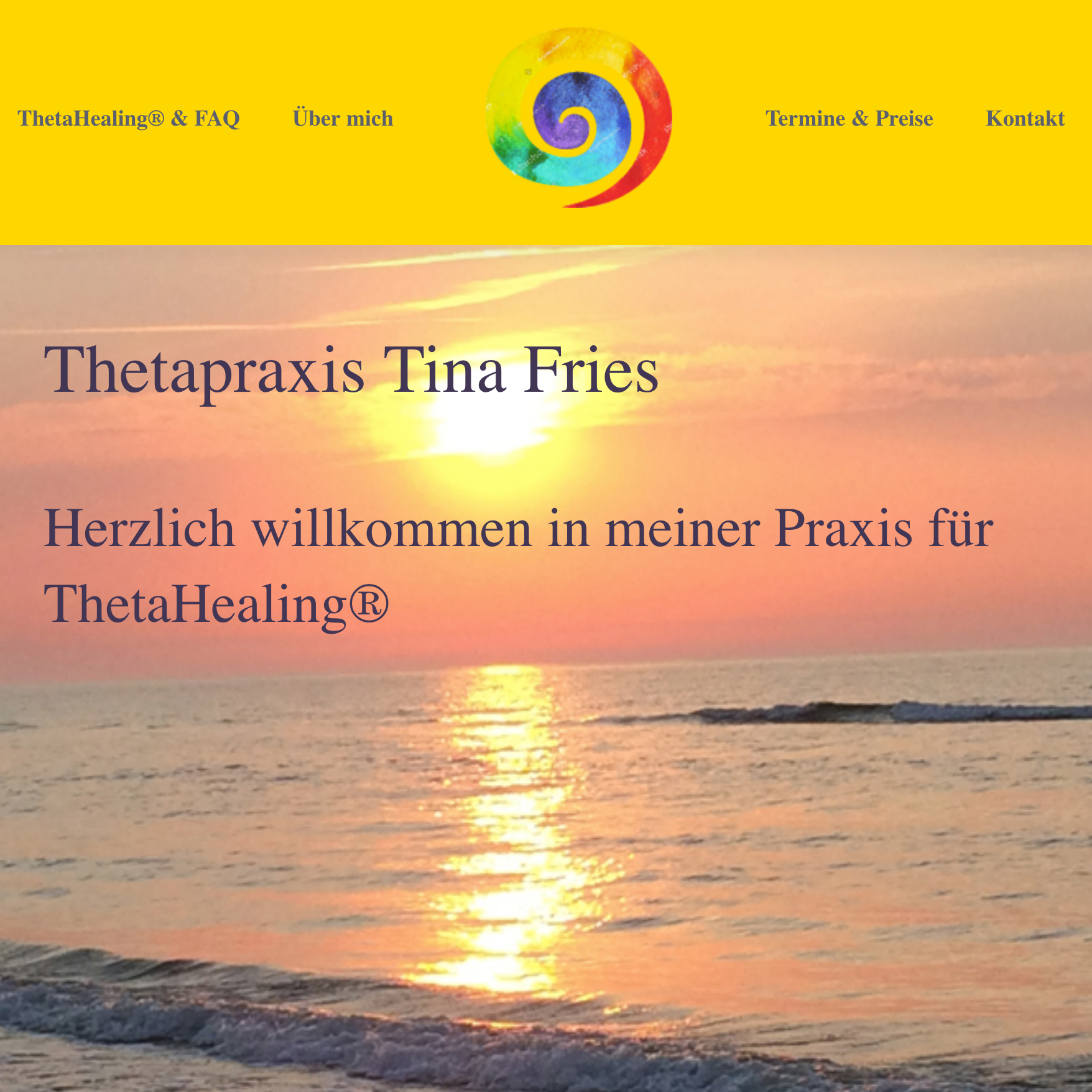 Thetapraxis Fries